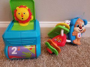 Fisher price baby toys for Sale in Williamsburg, VA
