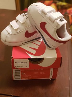 Baby Cortez Shoes Brand New for Sale in Colorado Springs, CO