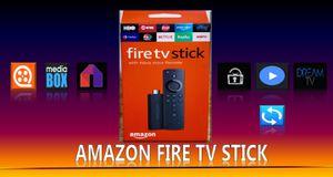 Jailbroken, brand new Amazon Fire TV Stick for Sale in Gaithersburg, MD