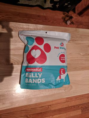 Canine Male Wrap (a/k/a belly band) for Sale in Hillsboro, NH