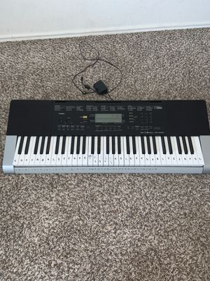 CASIO Digital Keyboard for Sale in Arlington, TX