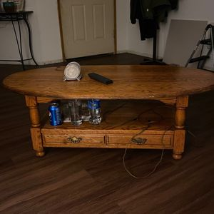 Light Brow wood Coffee Table for Sale in Vancouver, WA