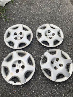 96-00 Civic EX OEM Hubcaps for Sale in Lowell, MA