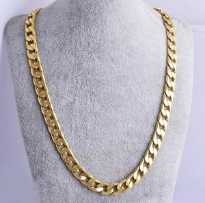 24inch gold Cuban Chain for Sale in Raleigh, NC