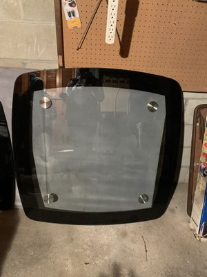 2 Glass top for dining table for Sale in Queens, NY
