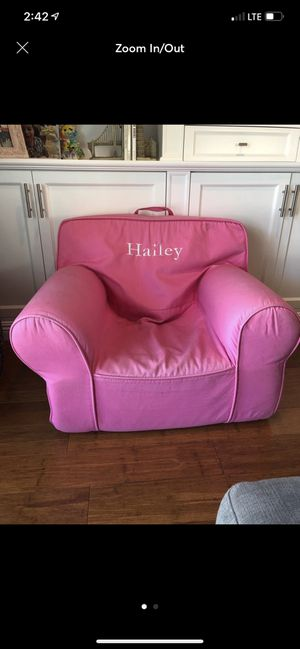 Pottery barn kids oversized anywhere chair for Sale in Jacksonville, FL