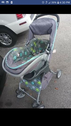 Car seat and stroller. for Sale in Holiday, FL