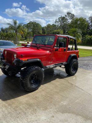 1995 Jeep Wrangler for Sale in West Palm Beach, FL