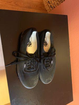 Black vans for Sale in San Diego, CA