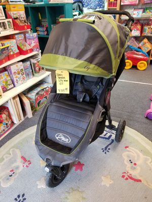 City Mini GT by Baby Jogger single Jogging stroller!! for Sale in Seattle, WA