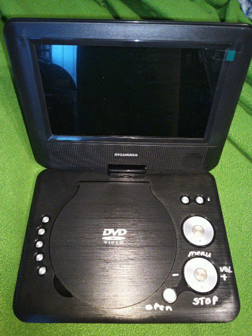 Portable DVD player brand new