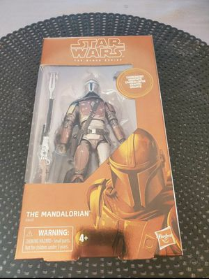 Star Wars The Black Series Carbonized Co for Sale in Lynwood, CA