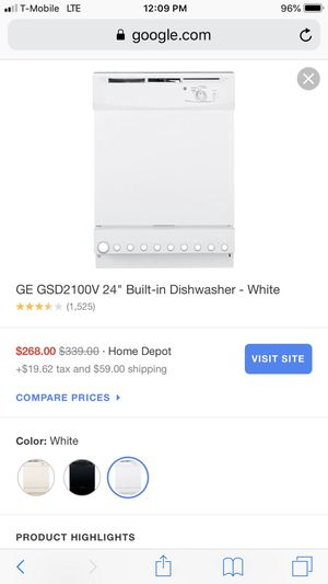 Brand New Unopened Dishwasher for Sale in York, PA