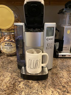 Cuisinart Single Serve Coffee Brewer $80 for Sale in Lancaster, PA