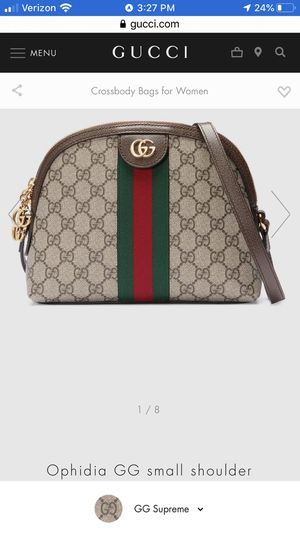 Brand New Gucci - Ophidia GG small shoulder bag for Sale in Los Angeles, CA
