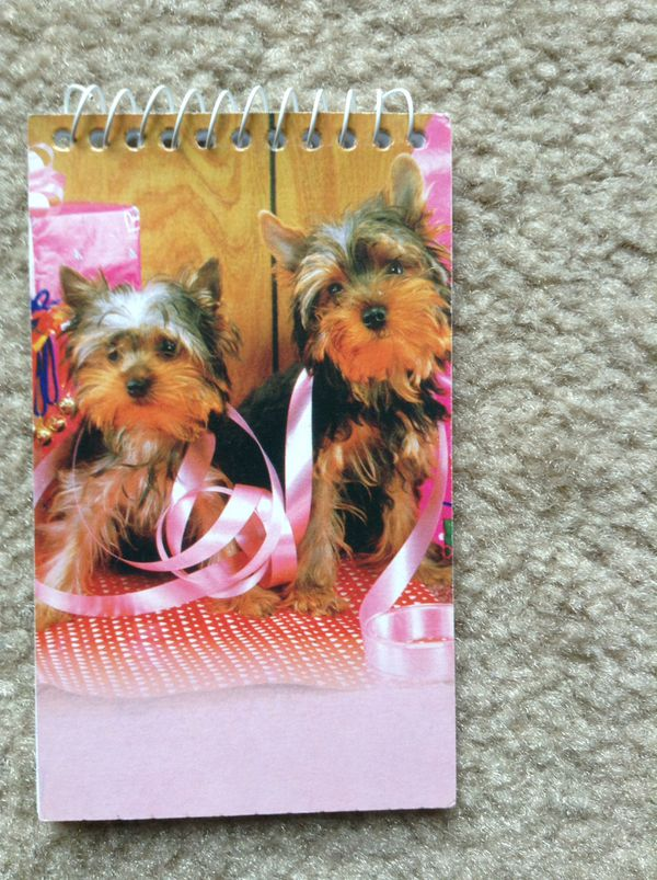 """New!! Memo note books small 50 pages 3"""" x 5"""" - $5"""