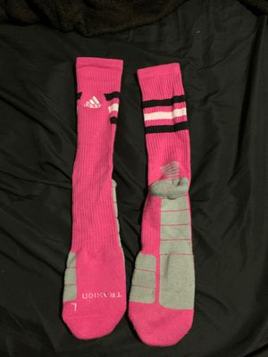 Adidas socks for Sale in Brownsville, TX