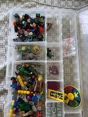 Lego Harry potter/ Super hero lego minifig parts for Sale in San Diego, CA