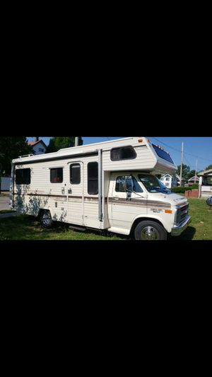 1985 camper 79,000 miles runs GREAT for Sale in Cleveland, OH