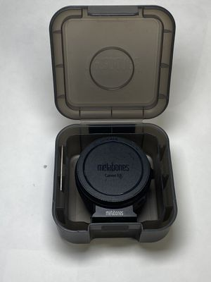Metabones Canon EF/EF-S Lens to Sony E Mount Adapter for Sale in Los Angeles, CA