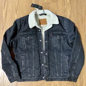 Levi's Sherpa Trucker Jacket (Medium) for Sale in Indianapolis, IN