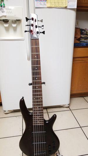 Ibanez 6 strings BASS for Sale in Phoenix, AZ