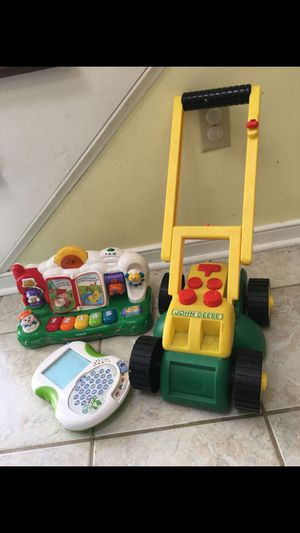 3 music toys for baby and kids for Sale in Richmond, VA