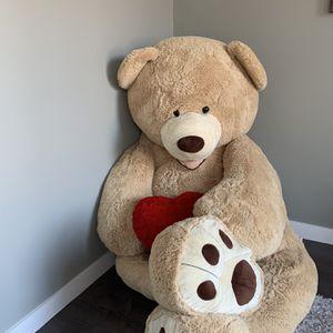 Giant Teddy Bear for Sale in West Mifflin, PA