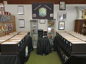 Pop Up Comic Shop for Sale in Fort Lewis, WA