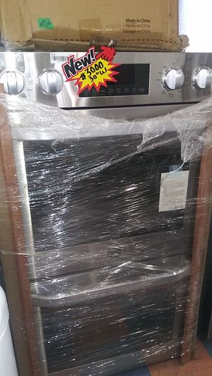 New Lg Studio Double Oven for Sale in Corona, CA