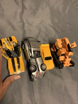 Transformers. Bumble bee $15. EA!!! for Sale in Fresno, CA
