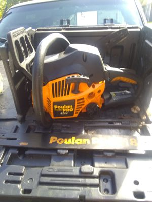 Polar 18in chainsaw for Sale in Port Richey, FL