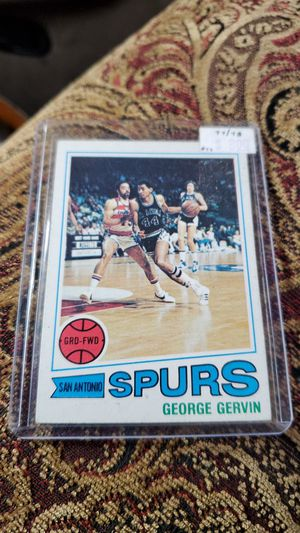 1977-78 Topps Basketball for Sale in Gold Hill, OR