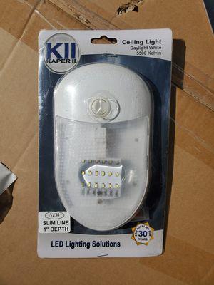 2 Kll Kaper II LED Daylight White 5500 Kelvin. Condition is New in unopenedboxes. RV LED light Both for $20 for Sale in South Jordan, UT