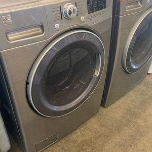 KENMORE FRONT LOAD WASHER AND DRYER SET for Sale in Claremont, CA