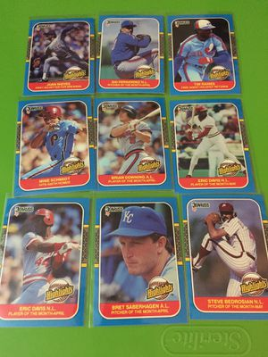 Baseball Card Pack #5 Highlights 1987 Cards for Sale in Las Vegas, NV