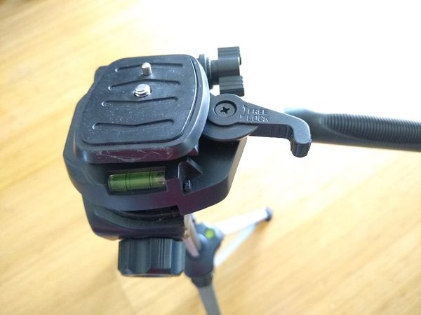 Tripod Camera Camcorder GoPro Action Cam Stand Equipment