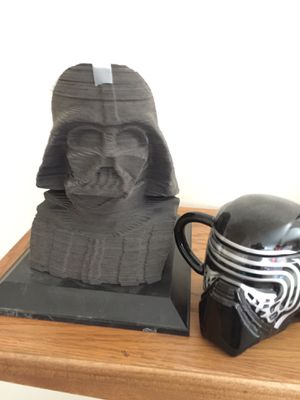 Star Wars 3-D Puzzle and Darth Vader Mug for Sale in Silver Spring, MD