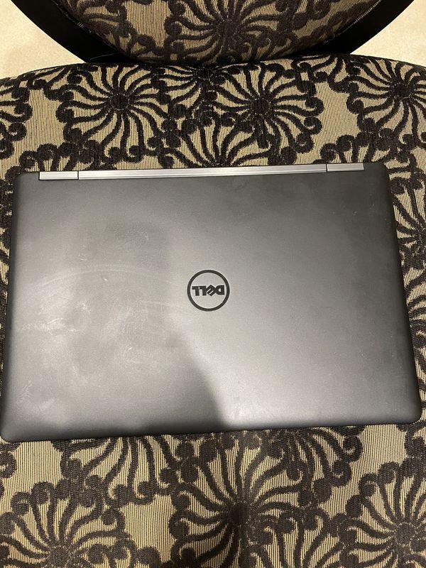 Dell Attitude E5550