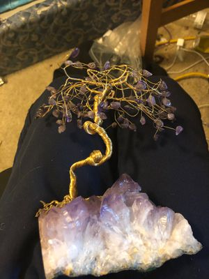 Amethyst tree for Sale in Phoenix, AZ