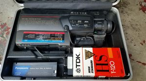 Vintage Panasonic omnimovie vhs recorder for Sale in Hubbard, OH
