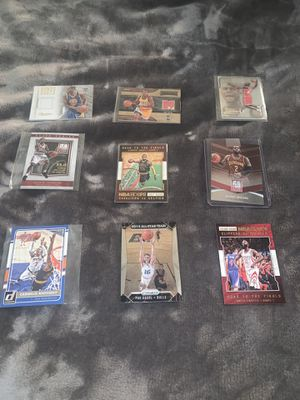 Basketball Card Lot for Sale in Cashmere, WA