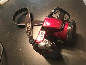 Nikon, coolpix L820 with image stabilization for Sale in Avon, IN