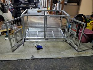 Aluminum pigeon cages 2 bird for Sale in Chula Vista, CA