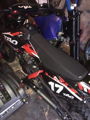 Tao Tao Dirt bike 125cc 2017 model for Sale for sale  Newark, NJ