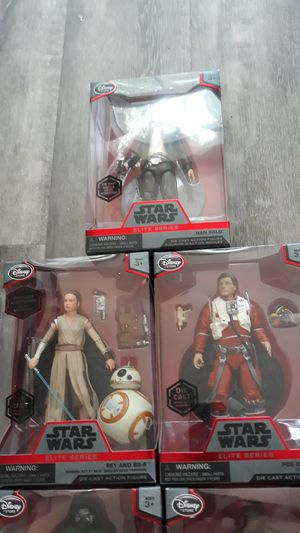STAR WARS COLLECTION for Sale in Brentwood, CA
