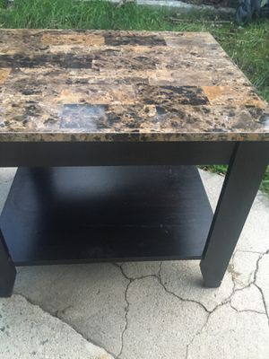 Black table for Sale in Los Angeles, CA
