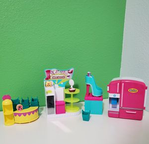 Shopkins So Cool Fridge and more for Sale in Portland, OR