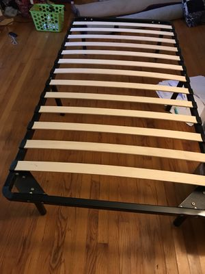 Bed platform twin for Sale in Charlottesville, VA