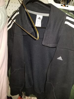 Adidas zip up for Sale in Bloomington, IL